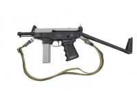 Служебный пистолет ПСТ Капрал 10х23Т вид слева