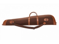 Чехол Blaser B Twill/Leather 110 см коричневый (165117) вид слева