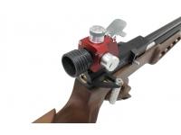 Пневматическая винтовка Пионер 345 4,5 мм прицел