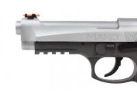 Пневматический пистолет Crosman CM9B Mako 4,5 мм подствольная планка