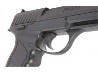 Пневматический пистолет Crosman PRO77 Kit (пули+очки+2баллончика) 4,5 мм спусковой крючок