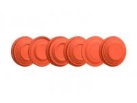 Тарелки стендовые (мишени)(150 шт.)