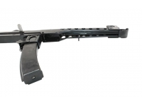 Оружие списанное охолощенное PPs43 PL-O (ППС-43) кал. 7,62x25 магазин вид снизу