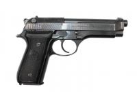 Оружие списанное охолощенное пистолет Beretta 92S-O кал. 9x19 вид справа