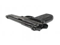 Оружие списанное охолощенное пистолет Beretta 92S-O кал. 9x19 вид сверху