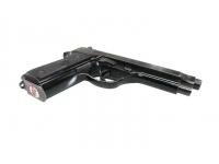 Оружие списанное охолощенное пистолет Beretta 92S-O кал. 9x19 вид снизу