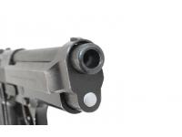 Оружие списанное охолощенное пистолет Beretta 92S-O кал. 9x19 дуло