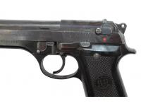 Оружие списанное охолощенное пистолет Beretta 92S-O кал. 9x19 предохранитель