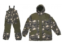 Костюм Горка зеленый камуфляж (зимний) (48-50)