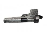 Пневматический пистолет SIG Sauer 1911 WeThePeople 4,5 мм вид сверху