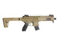 Пневматическая винтовка Sig Sauer MPX 4,5 мм (MPX-177-FDE)