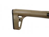 Пневматическая винтовка Sig Sauer MPX 4,5 мм (MPX-177-FDE) приклад