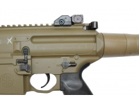 Пневматическая винтовка Sig Sauer MPX 4,5 мм (MPX-177-FDE) спусковой крючок