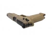 Пневматический пистолет Sig Sauer P320-M17 4,5 мм вид сзади