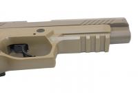 Пневматический пистолет Sig Sauer P320-M17 4,5 мм планка
