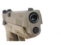 Пневматический пистолет Sig Sauer P320-M17 4,5 мм дуло