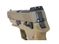 Пневматический пистолет Sig Sauer P320-M17 4,5 мм мушка