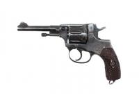 Газовый пистолет Р-1 Наганыч 1943г.в. 9p.a. №05552808