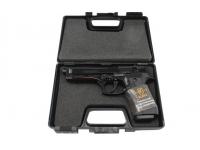 Оружие списанное охолощенное B92-СО Kurs 10ТК черный матовый (Курс-С) в кейсе