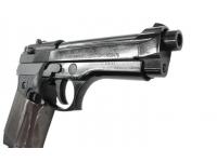 Оружие списанное охолощенное B92-СО Kurs 10ТК черный матовый (Курс-С) рукоять