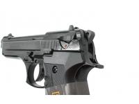 Оружие списанное охолощенное B92-СО Kurs 10ТК черный матовый (Курс-С) курок
