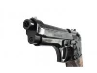 Оружие списанное охолощенное B92-СО Kurs 10ТК черный матовый (Курс-С) дуло
