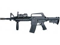Страйкбольная модель винтовки ASG M15 A1 Carbine пружинная 6 мм (17347)
