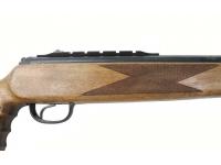 Пневматическая винтовка Hatsan 125 (эргономичное деревянное ложе) 4.5мм планка