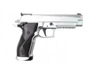 Пневматический пистолет Sig Sauer X-Five 4,5 мм (P226-X5-177-SLV) вид справа