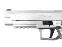 Пневматический пистолет Sig Sauer X-Five 4,5 мм (P226-X5-177-SLV) мушка