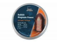 Пули пневматические H&N Rabbit Magnum Power 4,5 мм 1,04 грамма (200 шт.)