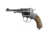 Газовый пистолет Р-1 Наганыч 1939г.в. 9p.a.  №05558861