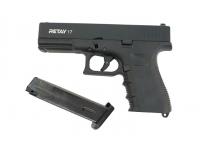 Оружие списанное охолощенное пистолет Glock 17 кал. 9 мм вид слева