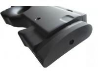 Пневматическая винтовка Ataman M2R Тип II Тактик SL 6,35 мм (Черный)(магазин в комплекте)(326/RB-SL) затыльник