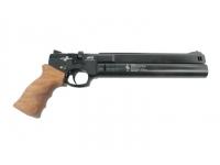 Пневматический пистолет Ataman AP16 стандарт дерево сапеле 5,5 мм - вид справа