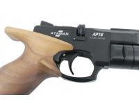 Пневматический пистолет Ataman AP16 стандарт дерево SP 5,5 мм (523/B) магазин