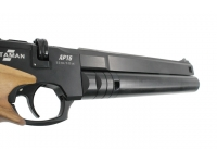 Пневматический пистолет Ataman AP16 стандарт дерево SP 5,5 мм (523/B) ствол