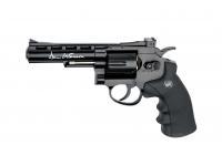 Пневматический револьвер ASG Dan Wesson 4 дюйма 4,5 мм
