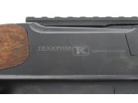 Ружье ТК527М 12/76 и 9,6х53 Lancaster, орех, L=520 гравировка