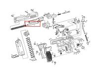 Направляющая возвратной пружины Sig Sauer P226T TK-Pro