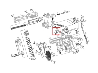Спусковой крючок Sig Sauer P226T TK-Pro