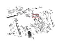 Cпусковая тяга Sig Sauer P226T TK-Pro