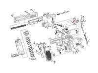 Штифт пружины Sig Sauer P226T TK-Pro