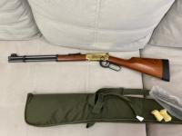 Пневматическая винтовка Umarex Walther Lever Action Gold 4,5 мм