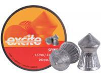 Пули пневматические H&N Excite Spike 5,5 мм (200)