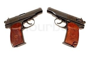 Сравнение травматических пистолетов Макарова МР-79-9Т VS МР-80-13Т