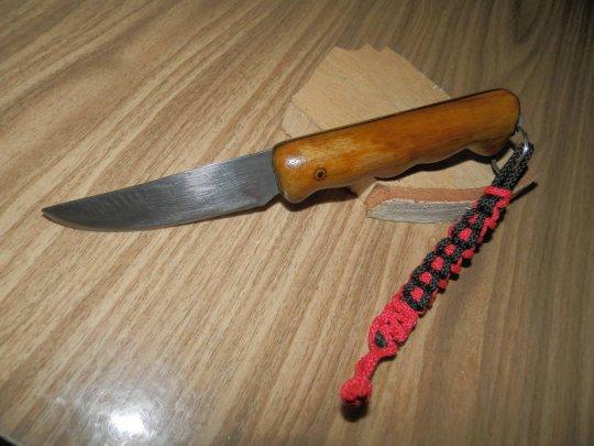 31)Старый нож