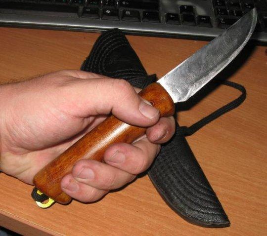 29)Старый нож