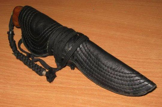 27)Старый нож