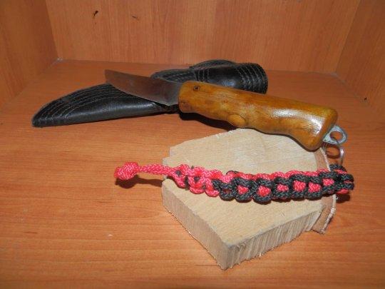 34)Старый нож